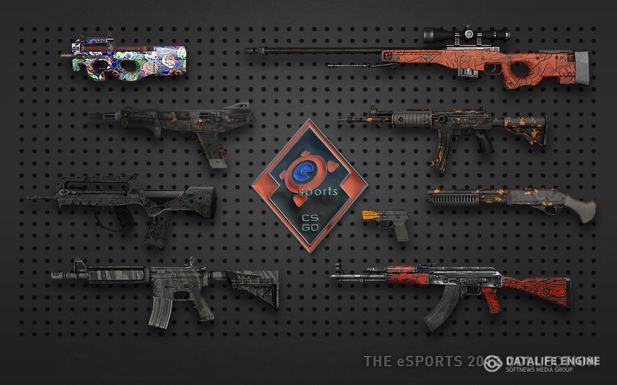 Рецепты на Craft оружия в Counter-Strike: Global Offensive