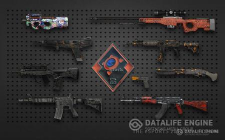 Рецепты на Craft оружия в Counter-Strike: Global Offensive