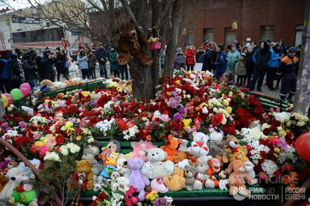 Путин объявил траур по погибшим в Кемерово